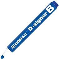 DONAU D-SIGNER B 2-4 mm, modrý - Popisovač