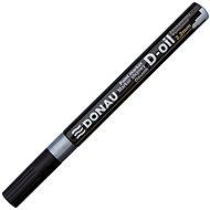 DONAU D-OIL 2,2 mm, stříbrný - Popisovač