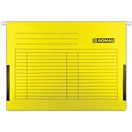 DONAU with A4 Side Panels, Yellow - Package of 5 pcs
