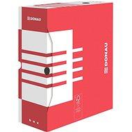 DONAU 12 l, červená - Archivační krabice