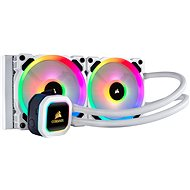 Corsair Hydro Series H100i RGB PLATINNUM SE Liquid CPU Cooler