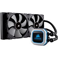 Corsair Cooling Hydro Series H115i For RGB - Liquid Cooling System