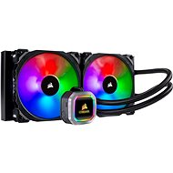 Corsair Hydro Series H115i RGB PLATINUM - Liquid Cooling System