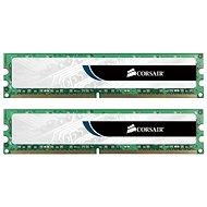 Corsair 4GB KIT DDR3 1333MHz CL9 - Operační paměť