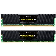 Corsair 4GB KIT DDR3 1600MHz CL9 Vengeance Low profile - Operační paměť