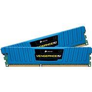 Corsair 16GB KIT DDR3 1600MHz CL10 Blue Vengeance Low Profile - Operační paměť