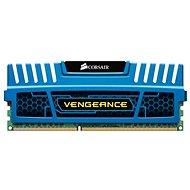 Corsair 4GB DDR3 1600MHz CL9 Blue Vengeance - Operační paměť
