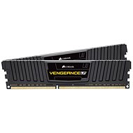 Corsair 16GB KIT DDR3 1600MHz CL10 Vengeance LP černá - Operační paměť