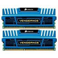Corsair 4GB KIT DDR3 1600MHz CL9 Blue Vengeance - Operační paměť