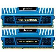 Corsair 8GB KIT DDR3 1600MHz CL9 Blue Vengeance - Operační paměť