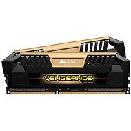 Corsair 8GB KIT DDR3 1600MHz CL9 Vengeance Pro zlatá - Operační paměť