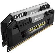 Corsair 8GB KIT DDR3 2400MHz CL11 Vengeance Pro šedá - Operační paměť