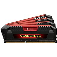 Corsair 32GB KIT DDR3 2400MHz CL11 Vengeance Pro Red - Operační paměť