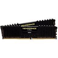 Corsair 8GB KIT DDR4 2400MHz CL14 Vengeance LPX černá - Operační paměť