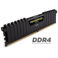 Corsair 8GB DDR4 2400MHz CL16 Vengeance LPX černá - Operační paměť