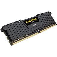 Corsair 8GB DDR4 2666MHz CL16 Vengeance LPX černá - Operační paměť