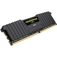 Corsair 16GB KIT DDR4 3000MHz CL15 Vengeance LPX černá - Operační paměť