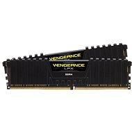 Corsair 16GB KIT DDR4 3200MHz CL16 Vengeance LPX černá - Operační paměť