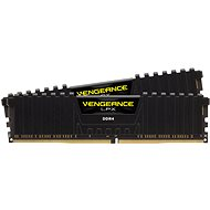 Corsair 16GB KIT DDR4 4000MHz CL19 Vengeance LPX černá - Operační paměť
