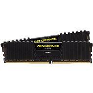Corsair 32GB KIT DDR4 3000MHz CL16 Vengeance LPX černá - Operační paměť