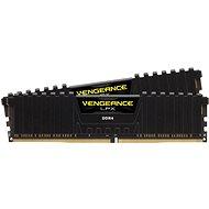 Corsair 32GB KIT DDR4 3600MHz CL16 Vengeance LPX Black - Operační paměť