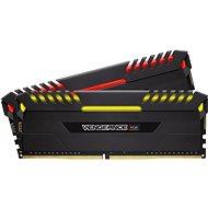 Corsair 16GB KIT DDR4 3000MHz C15 Vengeance RGB Series - Operační paměť