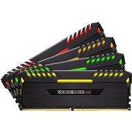 Corsair 64GB KIT DDR4 3200 MHz CL16 Vengeance RGB Series - Operační paměť