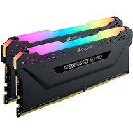 Corsair 32GB KIT DDR4 3200MHz CL16 Vengeance RGB PRO černá - Operační paměť