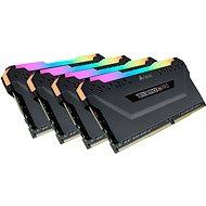 Corsair 64GB KIT DDR4 3200MHz CL16 Vengeance RGB PRO černá