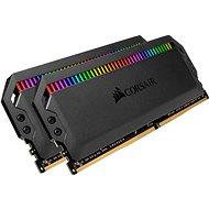 Corsair 16GB KIT DDR4 3600MHz CL18 Dominator Platinum RGB Black - Operační paměť