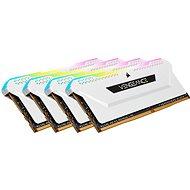 Corsair 32GB KIT DDR4 3200MHz CL16 VENGEANCE RGB PRO SL White - Operační paměť