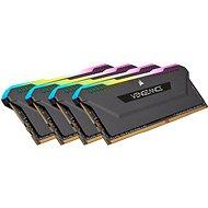 Corsair 128GB KIT DDR4 3200MHz CL16 VENGEANCE RGB PRO SL Black