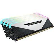 Corsair 32GB KIT DDR4 3600MHz CL18 Vengeance RGB RT White - Operační paměť