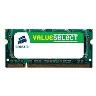 Corsair SO-DIMM 2GB DDR2 800MHz CL5 - Operační paměť