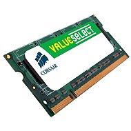 Corsair SO-DIMM 4GB DDR3 1333MHz CL9 - Operační paměť