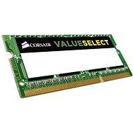 Corsair SO-DIMM 8GB DDR3 1333MHz CL9 - Operační paměť