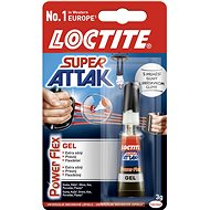 LOCTITE Super Attak Power Flex Gel 3 g - Lepidlo