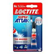 LOCTITE Super Attak Universal 3g - Lepidlo