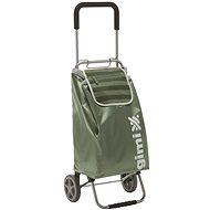 GIMI Flexi zelený nákupní vozík 45 l - Nákupní taška