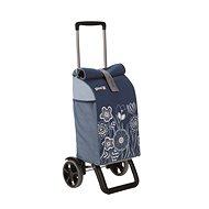 GIMI Rolling Thermo modrý nákupní vozík 50 l - Nákupní taška