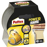 PATTEX Power Tape silver, 5 cm × 10 m