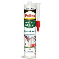 PATTEX Štukový akryl, bílý, vyplňovací hmota, disperzní báze 280 ml - Tmel