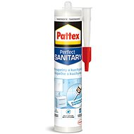 PATTEX Bathrooms and kitchens, transparent silicone 280 ml
