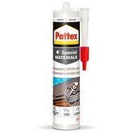 PATTEX Bitumenový střešní tmel, černý 280 ml - Tmel