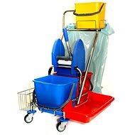 CLAROL Plus VI Úklidový vozík