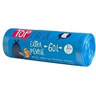 VIPOR HDPE Top na papír 60 l, 30 ks, modrý - Pytle na odpad