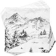 BUTLERS Aprés Alps 20pcs - Paper towels