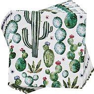 BUTLERS Aprés kaktus 20 ks - Papírové ubrousky