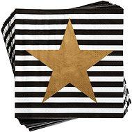 BUTLERS Aprés hvězda 20 ks - Papírové ubrousky