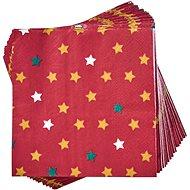BUTLERS Aprés hvězdy 20 ks - Papírové ubrousky